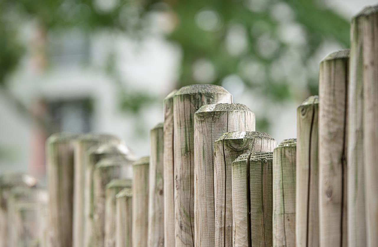 Gartenzaun Aus Holz Metall Oder Draht Aufstellen Selbermachen De