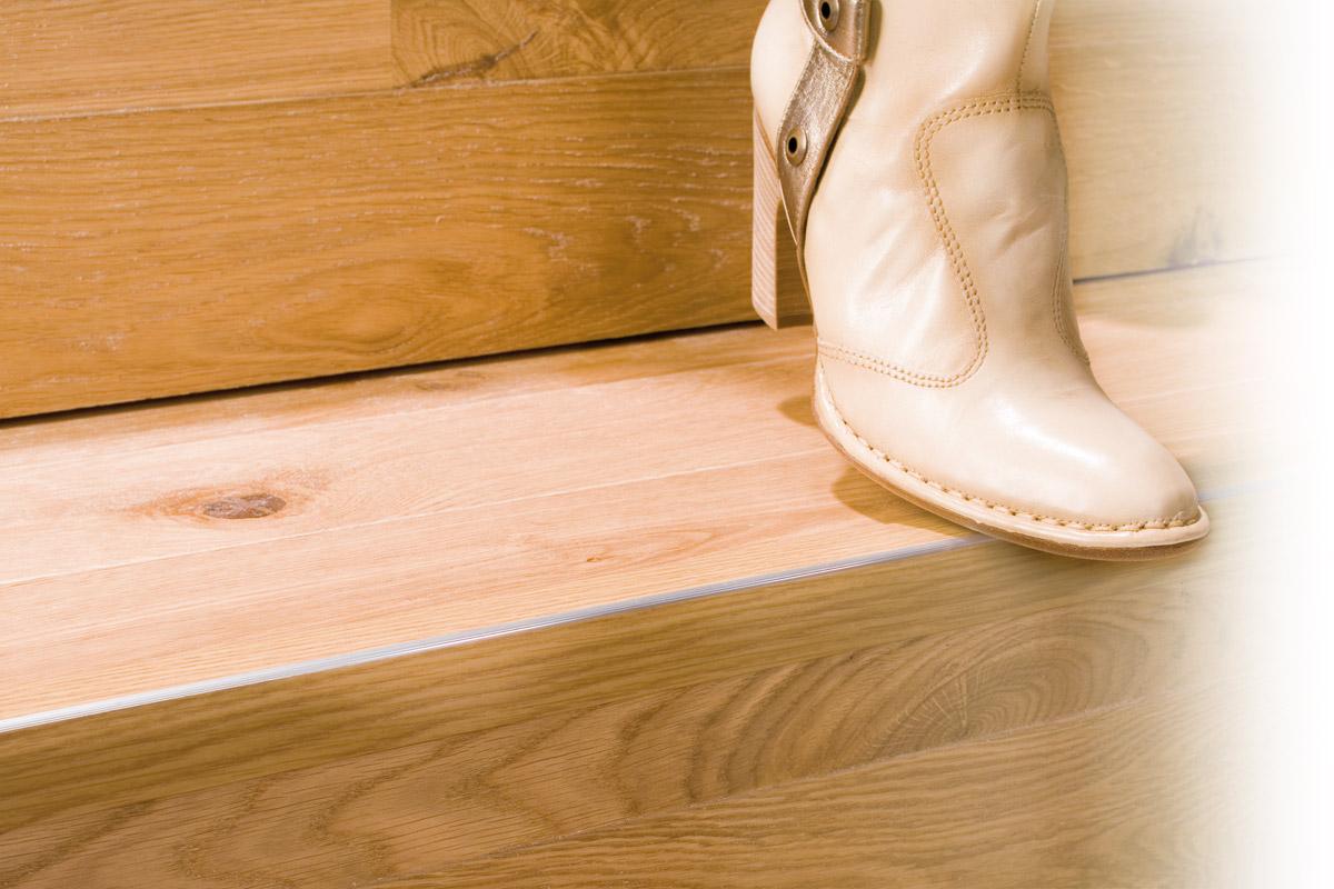 Neues Parkett Fur Treppenstufen Selbermachen De