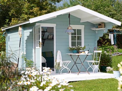 Gartenhaus Bausatz Viele Moglichkeiten Selbermachen De