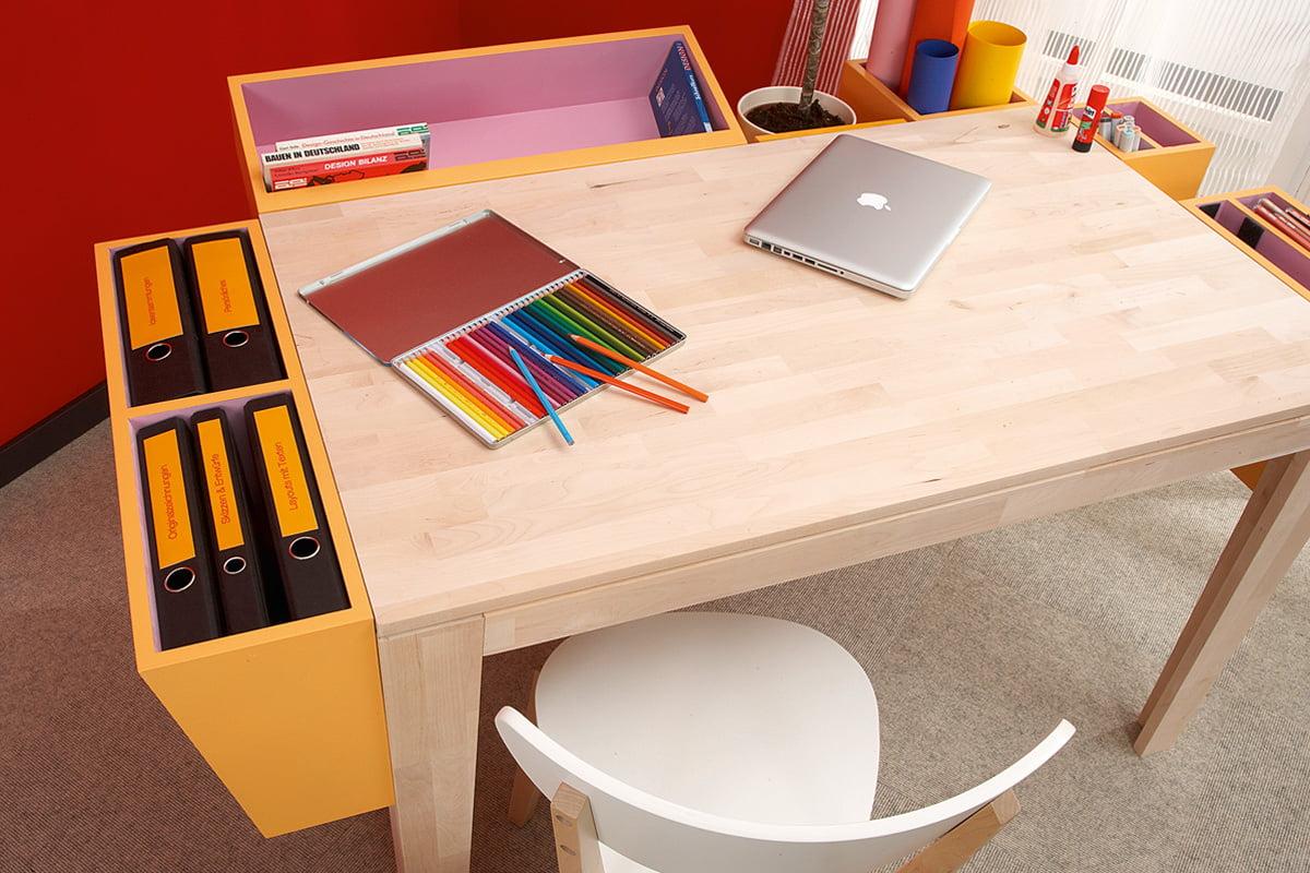 Schreibtisch Selber Bauen Anleitung Und Bauplan Selbermachen De