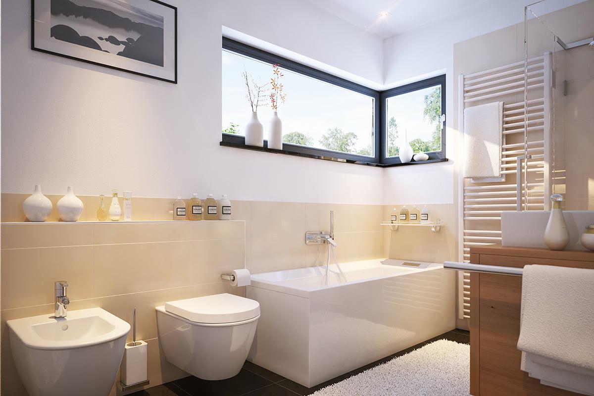 Ratgeber und Ideen Welche Fliesen passen in welches Badezimmer ...