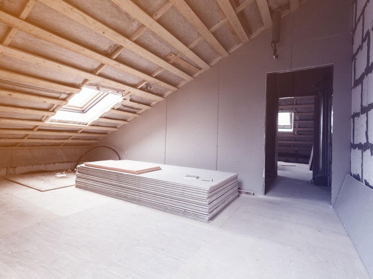 Dachausbau: neuer Platz unterm Dach | selbermachen.de
