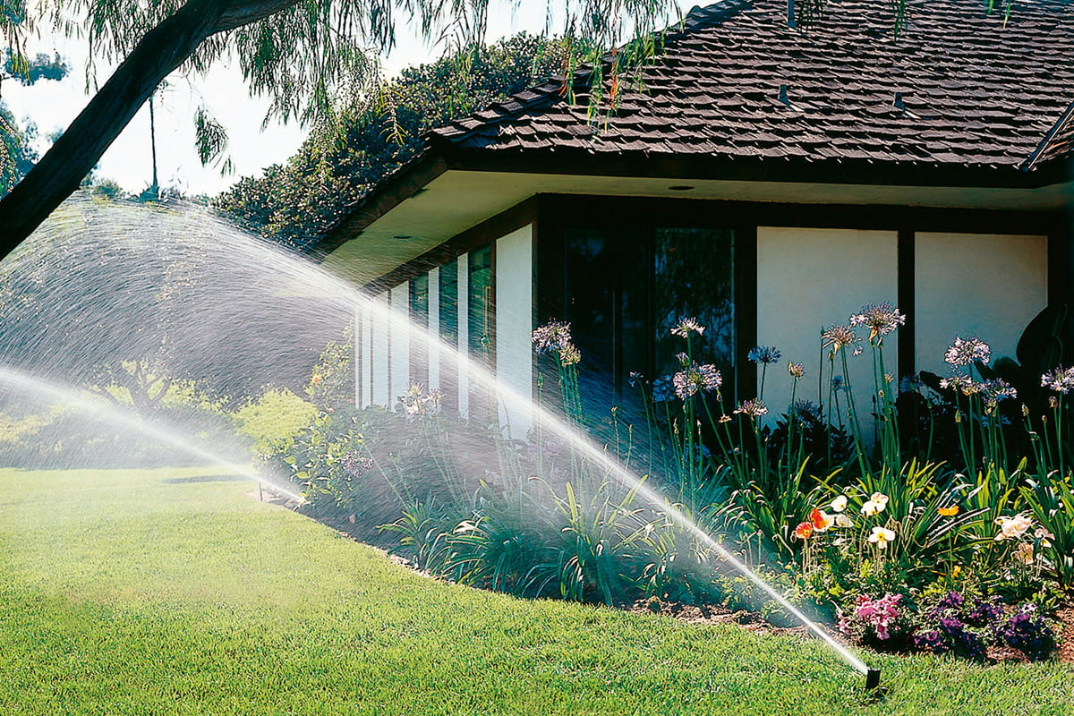 bewässerungssysteme garten