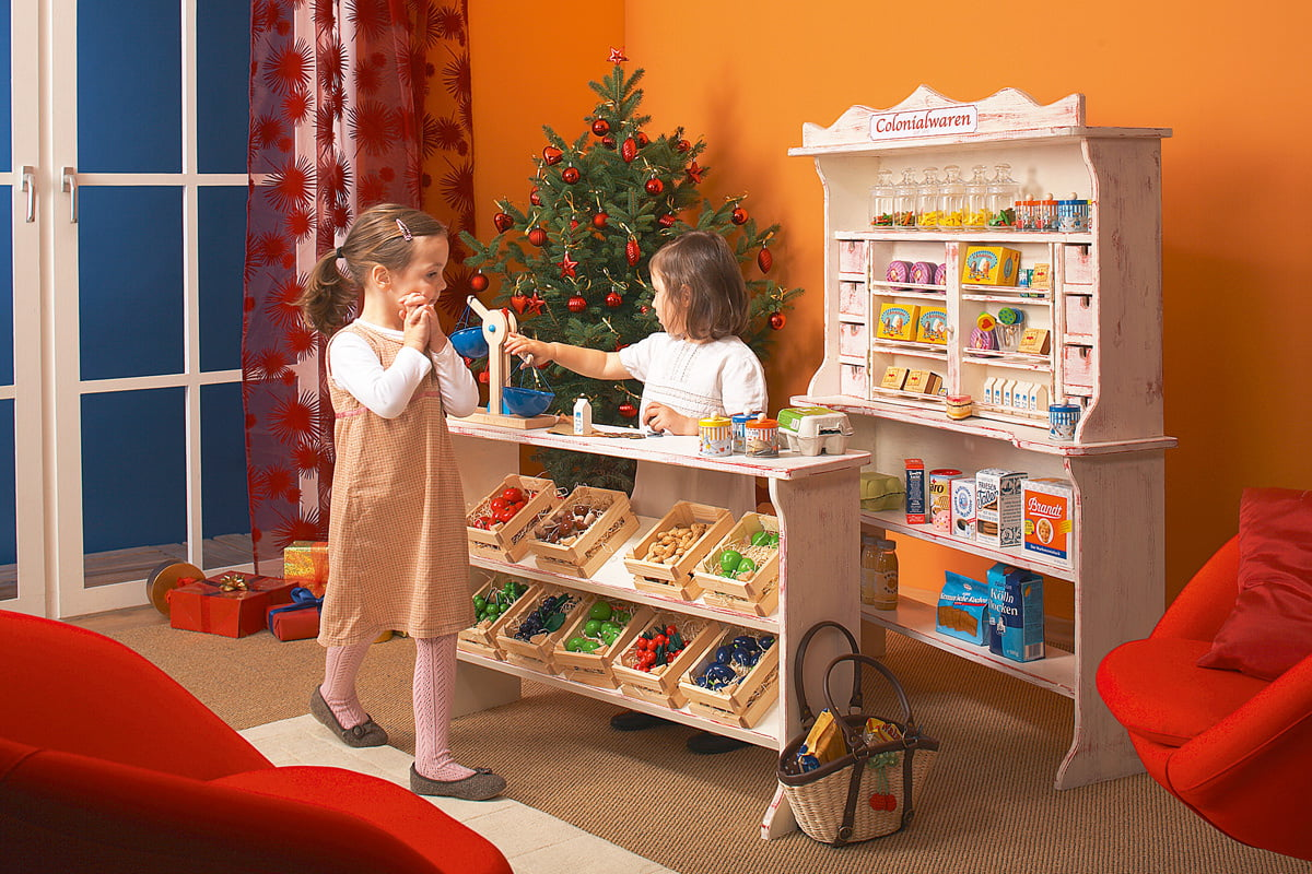 Kaufladen selber bauen: Kostenlose Anleitung |