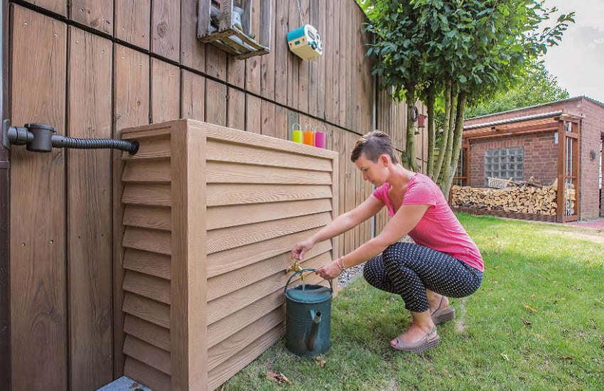 regenwasserzisterne selber bauen