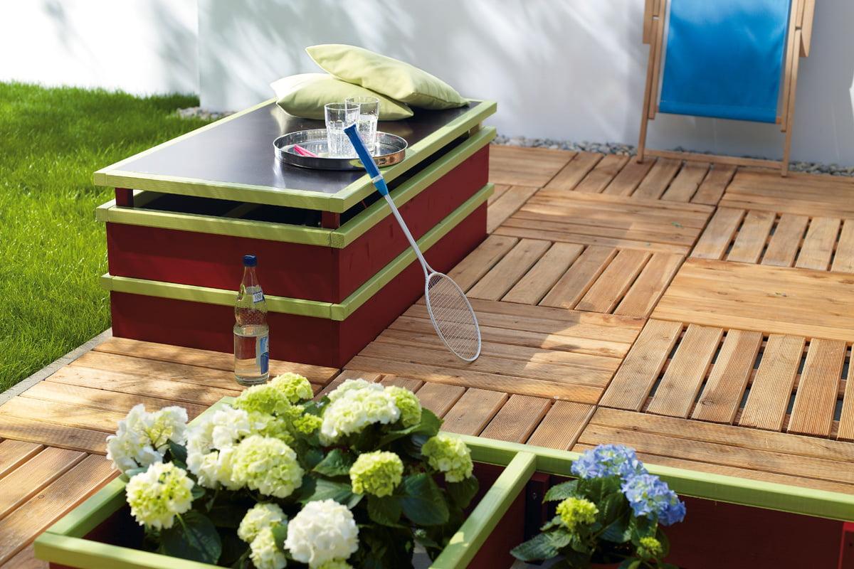 Terrasse bauen und Geld sparen   selbermachen.de