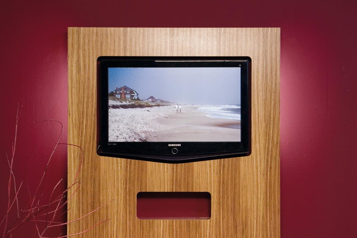 Tv Wand Selber Bauen Ganz Einfach Mit Bauanleitung