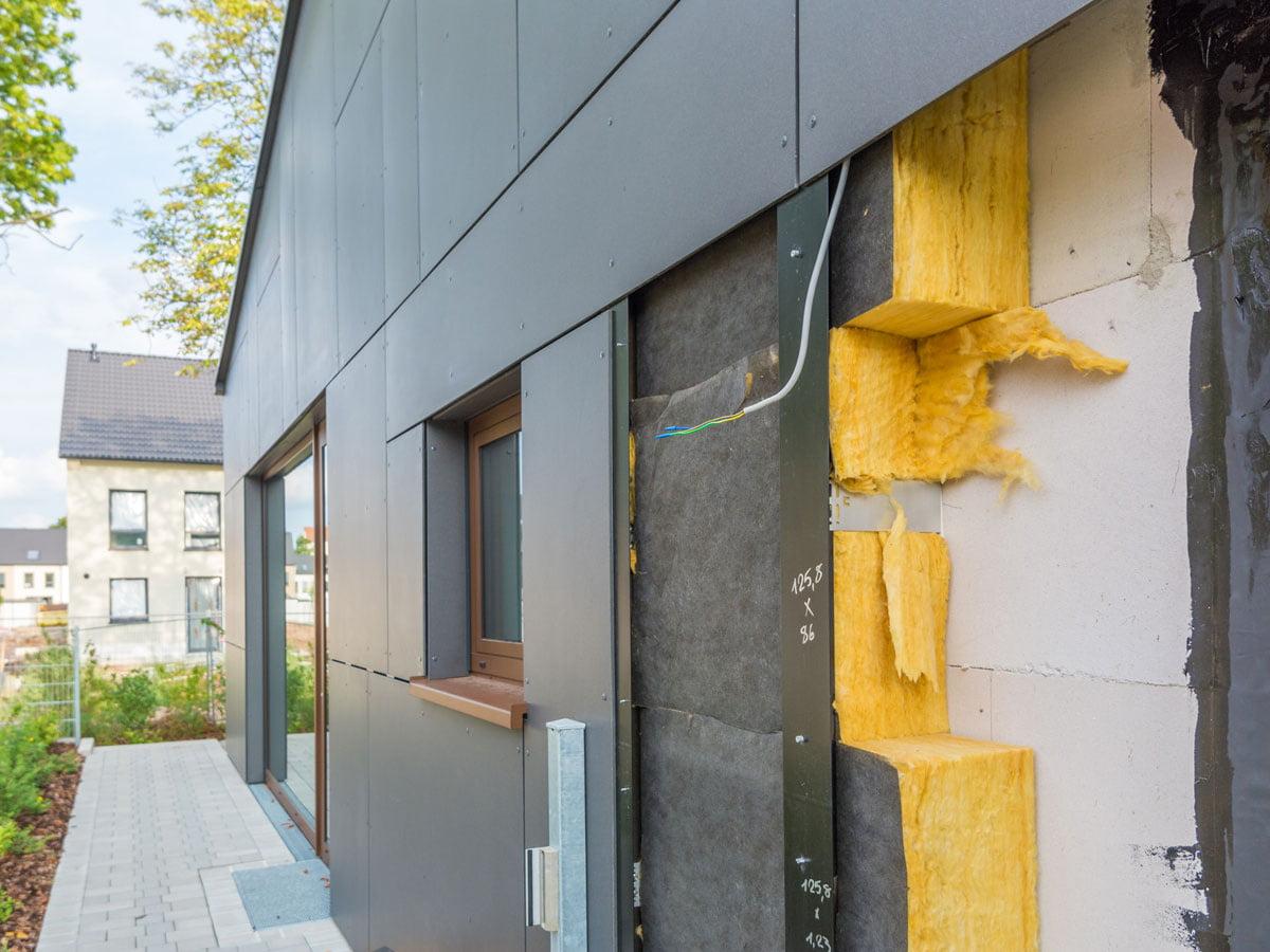 Warmedammung Bei Fassaden Selbermachen De