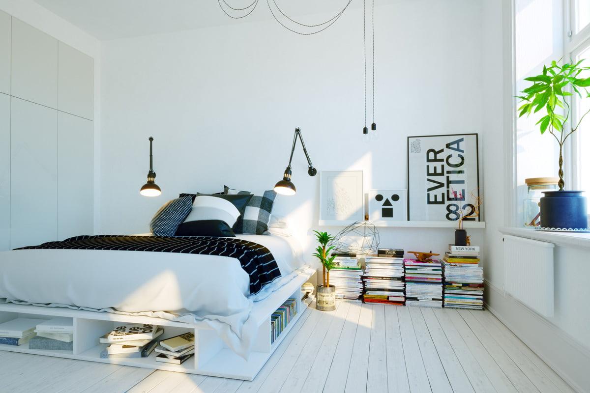 Einrichtungstipps für kleine Räume  selbermachen.de