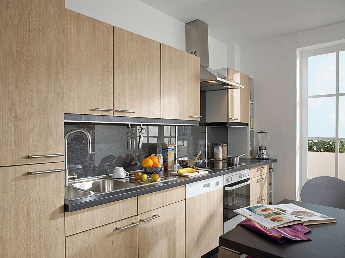 Küchenfronten erneuern: Alt gegen neu  selbermachen.de