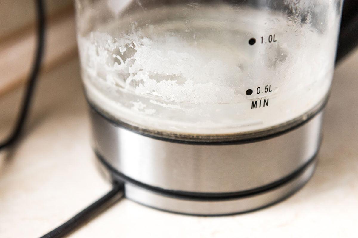 Waserkocher entkalken   diese 20 Hausmittel helfen   selbermachen.de