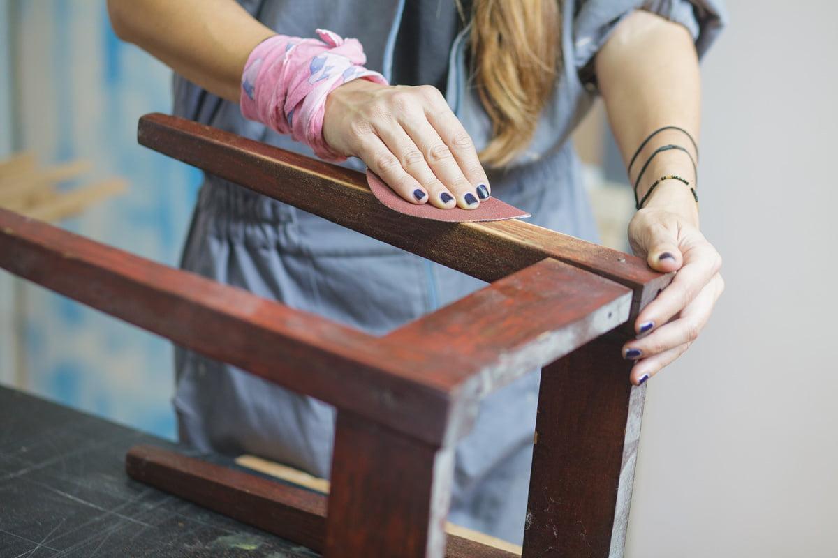 Möbel restaurieren Aus alt mach neu   selbermachen.de