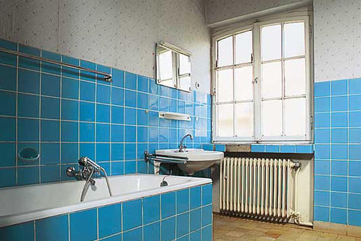 Ein neues Badezimmer ohne Staub und Lärm  selbermachen.de